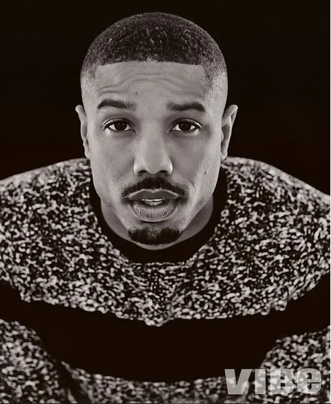 Oo Shut Up Michael B. Jordan Covers Vibe, Dishes On Getting That