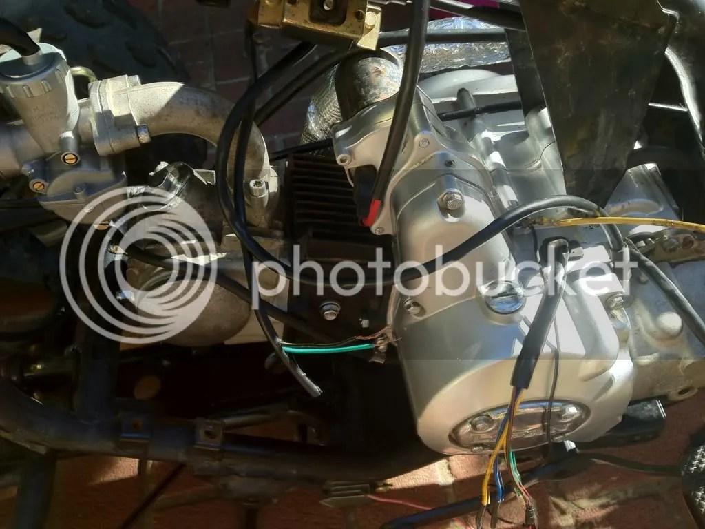 110 Mini Chopper Wiring Diagram 110cc Atv No Wiring Help Plz Atvconnection Com Atv