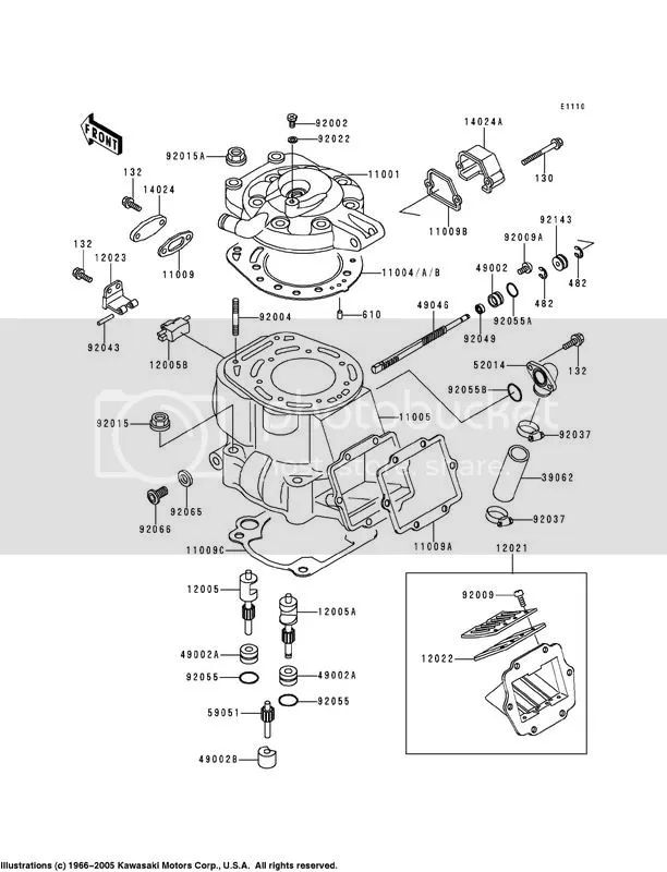 kawasaki kx 250 schema cablage