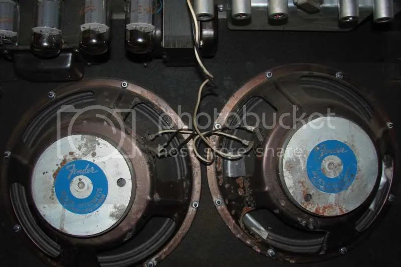 Fender® Forums \u2022 View topic - Twin Reverb speaker wiring
