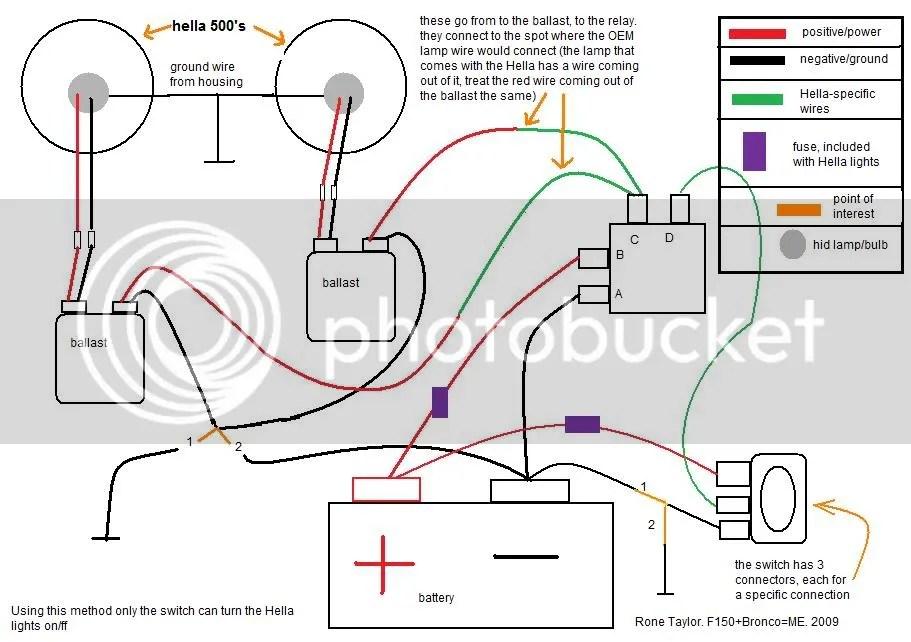 kc lights wiring diagram kc lights wiring solidfonts kc headlights