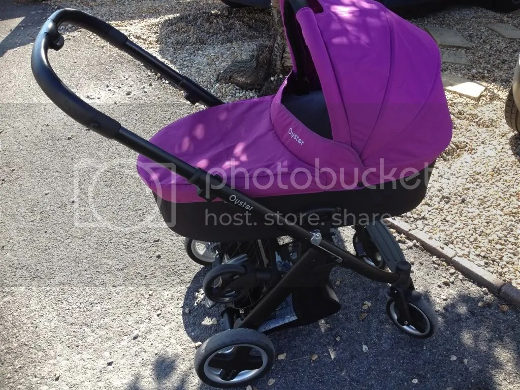 Oyster Pram Purple Prams Happy With Your Choice Babycenter