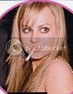 Brien Female Celebrity Smoking List