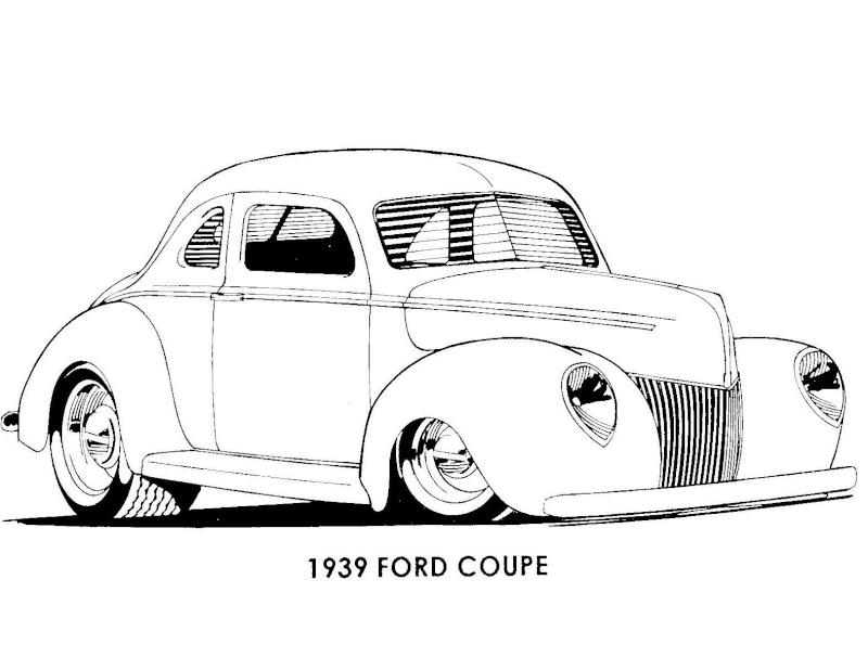 1941 chevy 2 door coupe