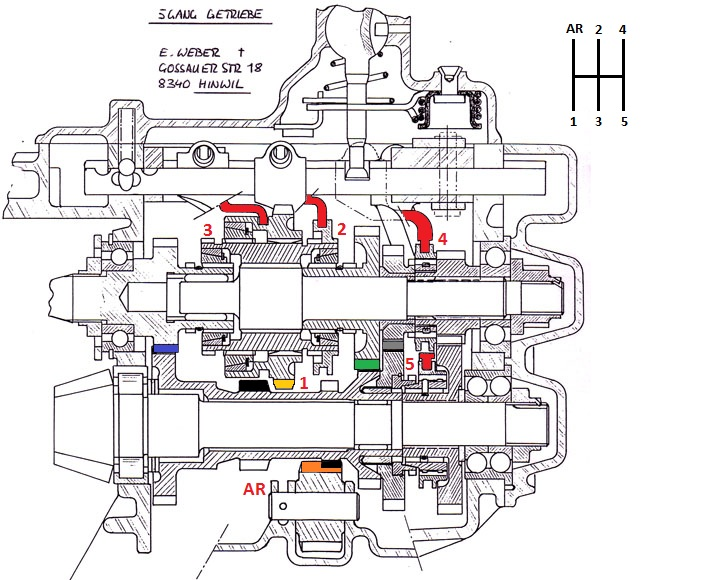 schema moteur audi q5