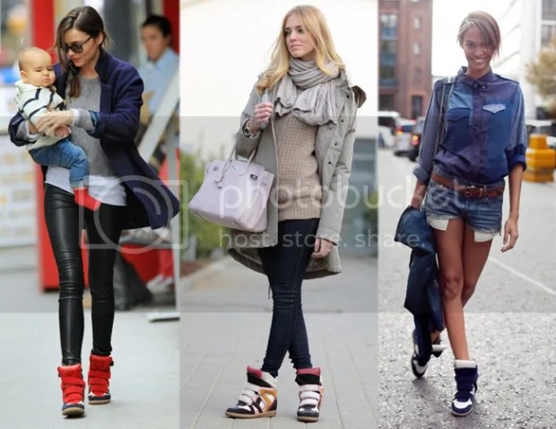 2012 Isabel Marant Trainers
