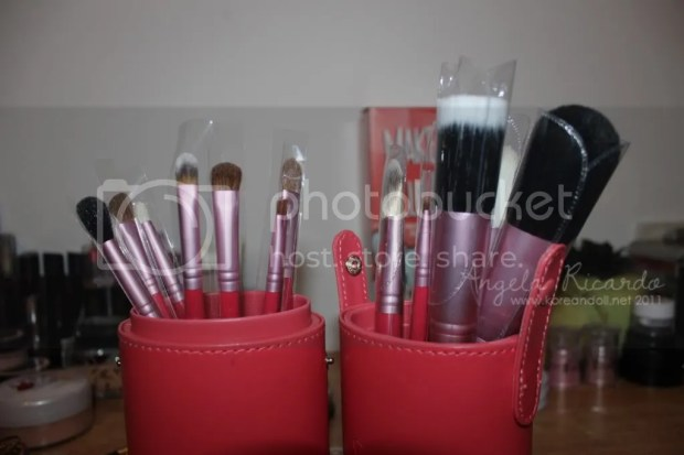 Angela Ricardo Review Sigma Make Me Up Professional Brush Kit koreandoll