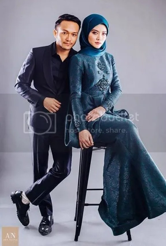 Pra Gambar Perkahwinan Shaheizy Sam & Syatilla Melvin