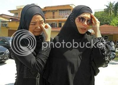 liza abdullah bercerai