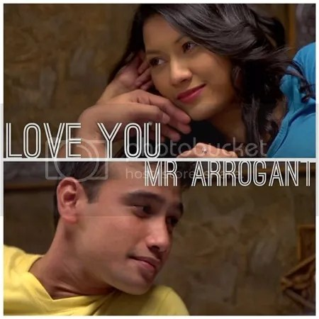 love you mr arrogant
