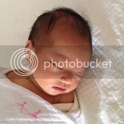 gambar anak cheryl samad