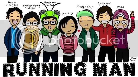 running man di malaysia