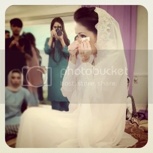 gambar pernikahan yasmin hani