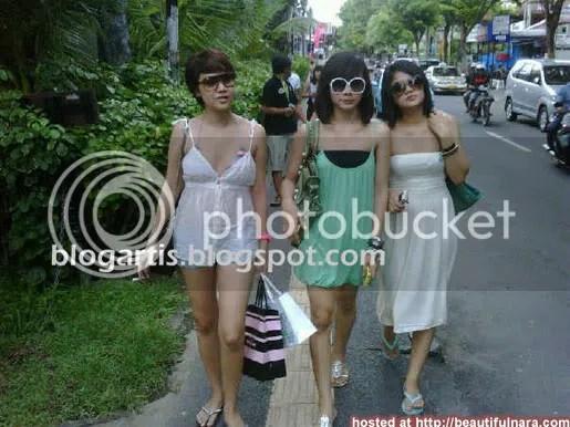 Foto Bunga Citra Lestari Di Bali