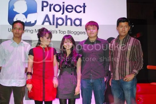 press conference projek alpha