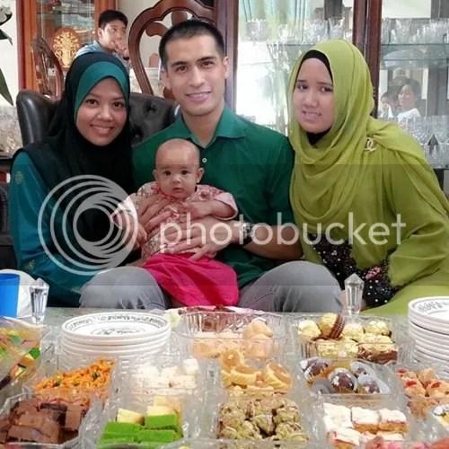 ashraf muslim keluarga