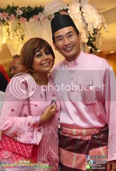 17 Gambar Majlis Resepsi Perkahwinan Syamsul Dan Syafiq Yusof Haslam