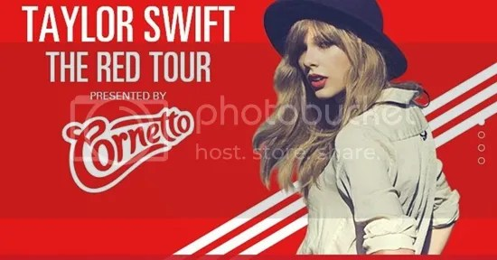 konsert taylor swift