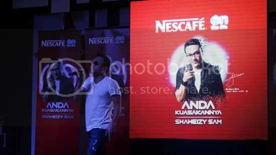 nescafe on sam