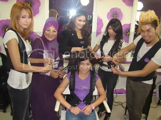 salon chinta fasha sandha