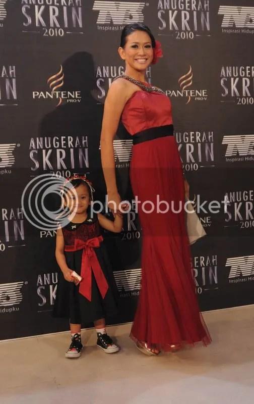 gambar red carpet anugerah skrin 2010