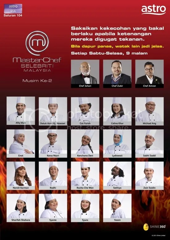 masterchef selebriti
