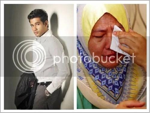 afiq dan ibunya