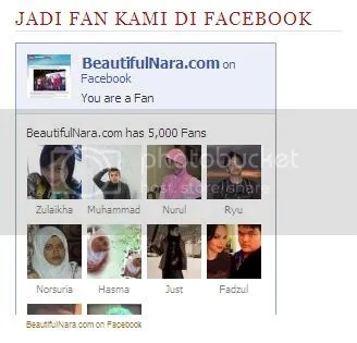 facebook beautifulnara