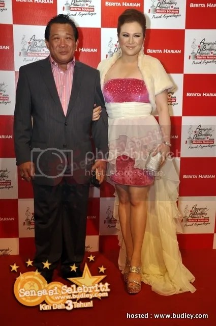 gambar red carpet abpbh 2009
