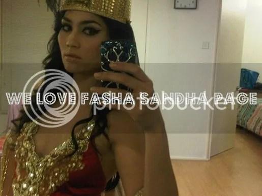 gambar fasha sandha halloween