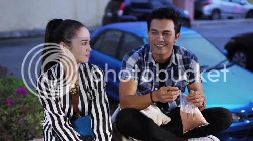 (21 GAMBAR)Gandingan Syarul Ridzwan Dan Emma Maembong Dalam Sweetheart Fantasia