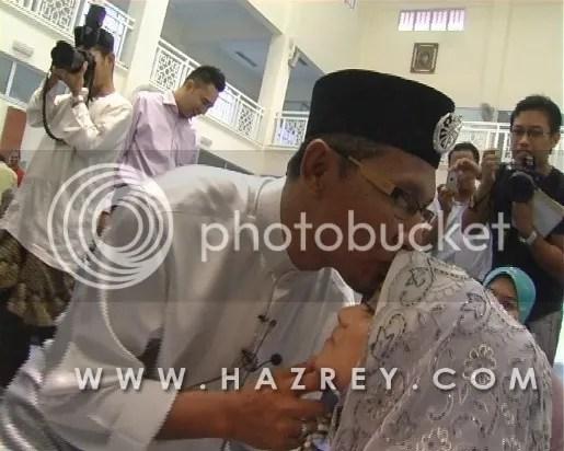 gambar pernikahan salih yaakob