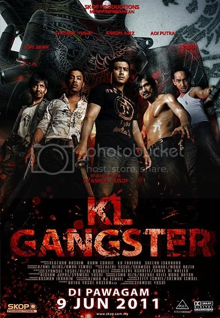 review filem kl gangster