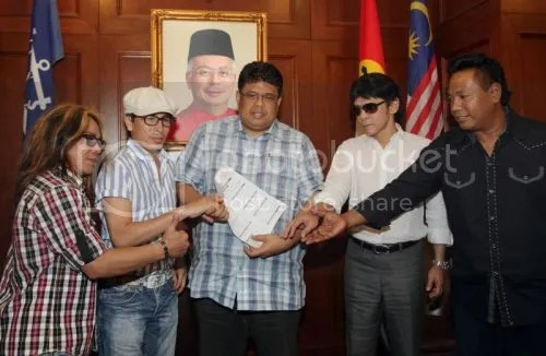 amy search masuk umno
