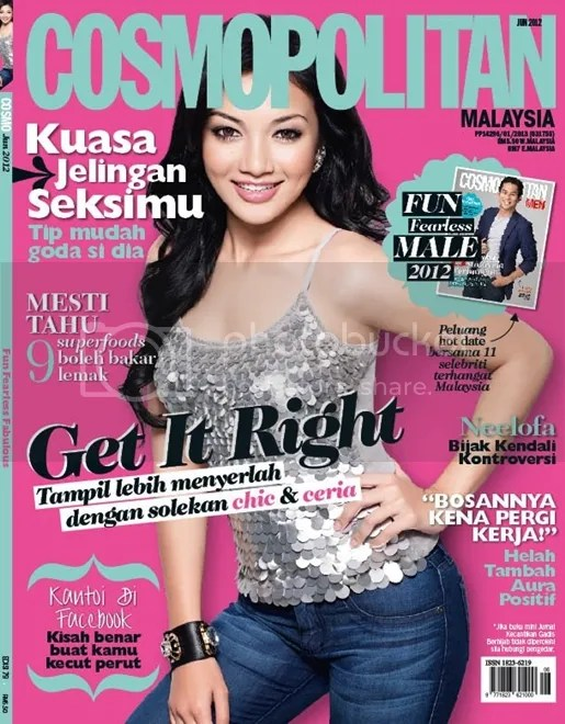 cosmo neelofa