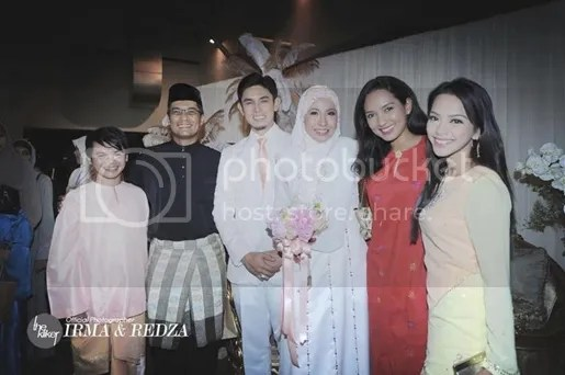 wedding irma hasmie