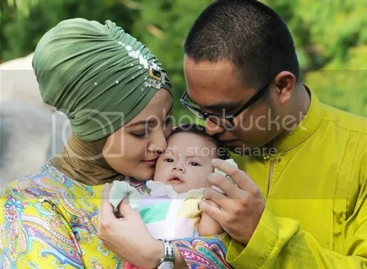 gambar majlis aqiqah mawi ekin cahaya malaika