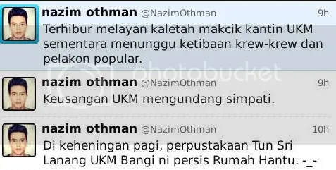 ukm usang nazim othman