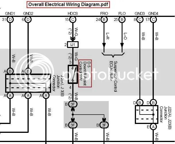 99 4runner Wiring Diagram Wiring Schematic Diagram