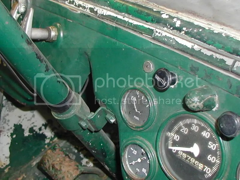 1962 Willys Wiring Diagram 12v Wiring Diagram The Cj2a Page Forums