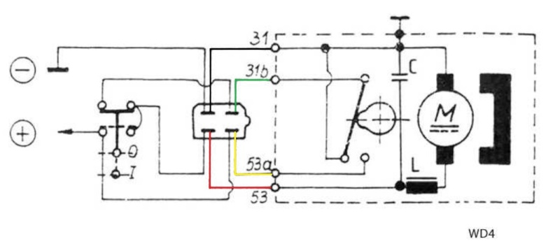 example of electrical schema cablage