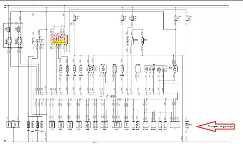schema moteur peugeot 406 hdi