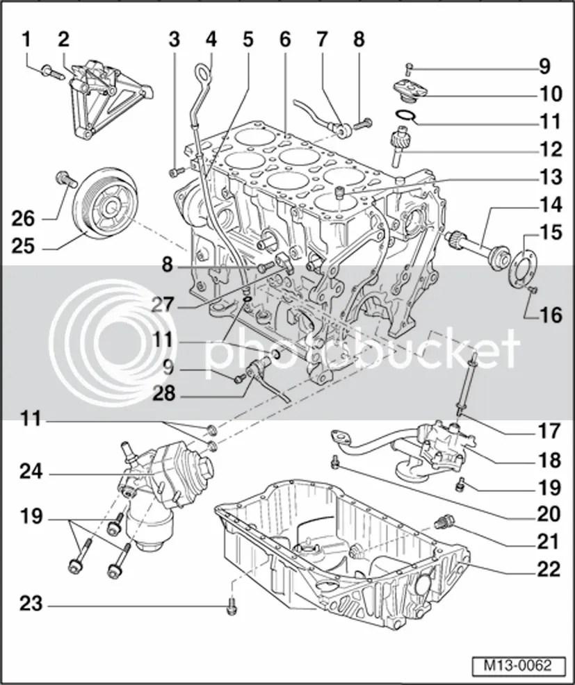vr6 engine coolant diagram