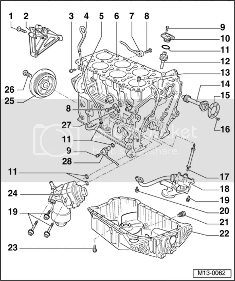 97 jetta transmission diagram