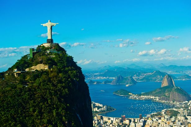 Christ The Redeemer Hd Wallpaper Landmarks Quiz Can You Tell Us Where All These World