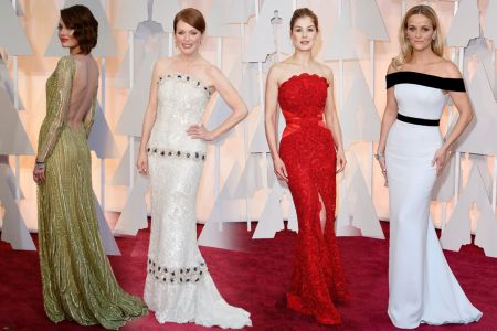 Oscars Top Dresses