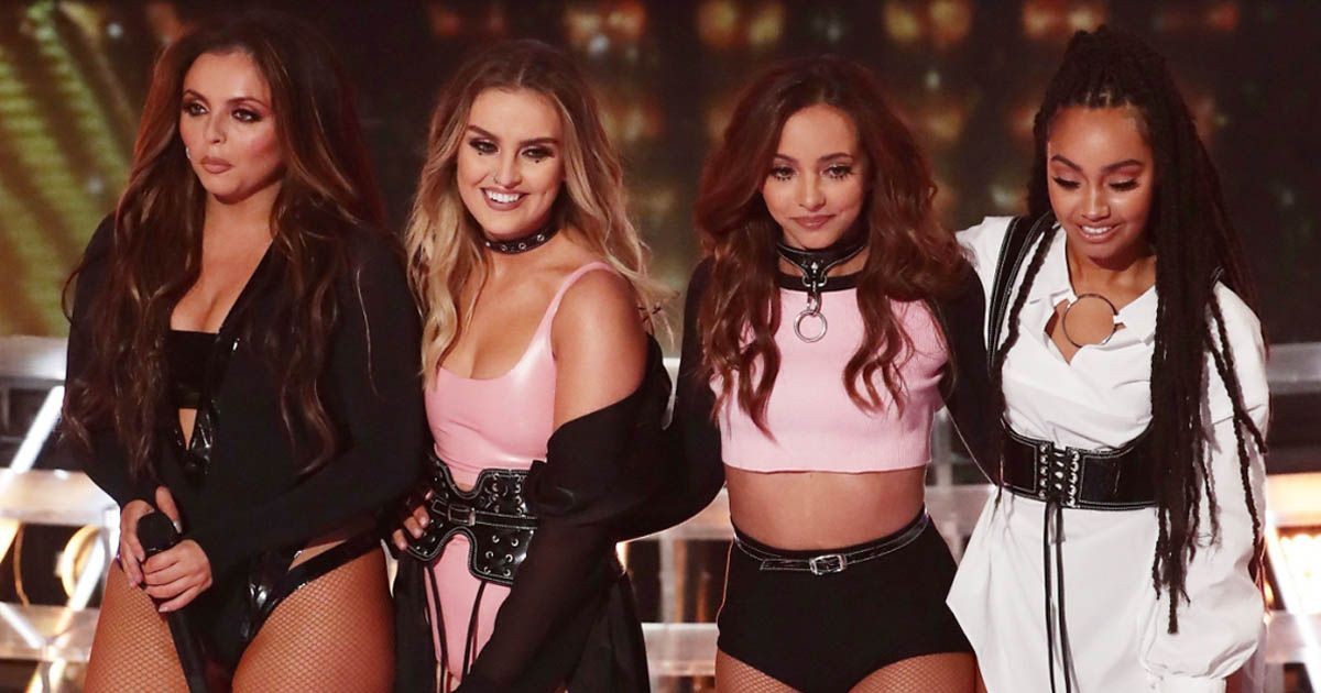 Return Of The Spice Girls Wallpaper Little Mix Accused Of Copying Rival Girlband S Song With