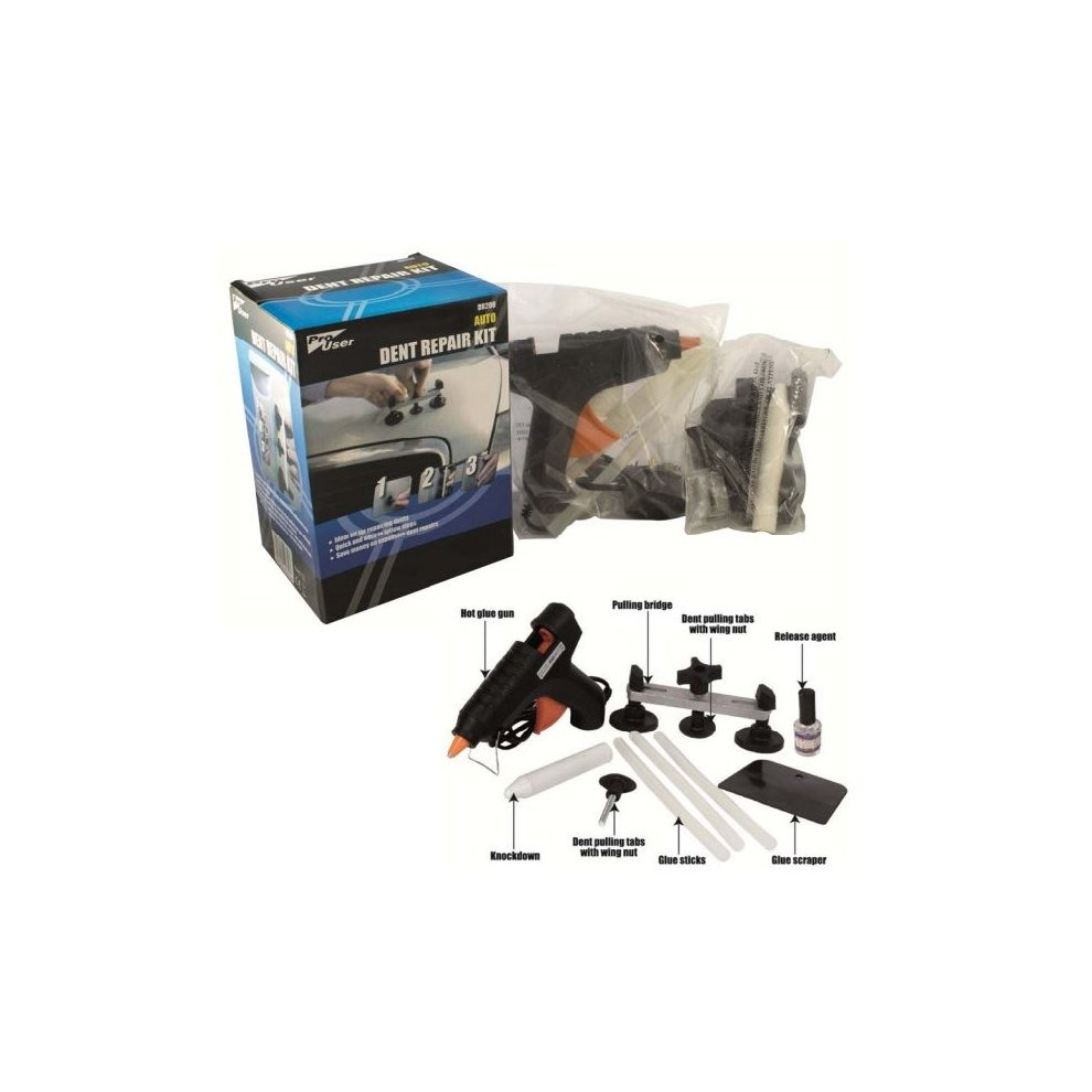 Pro User Pro User Auto Dent Repair Kit Car Damaged Full Kit