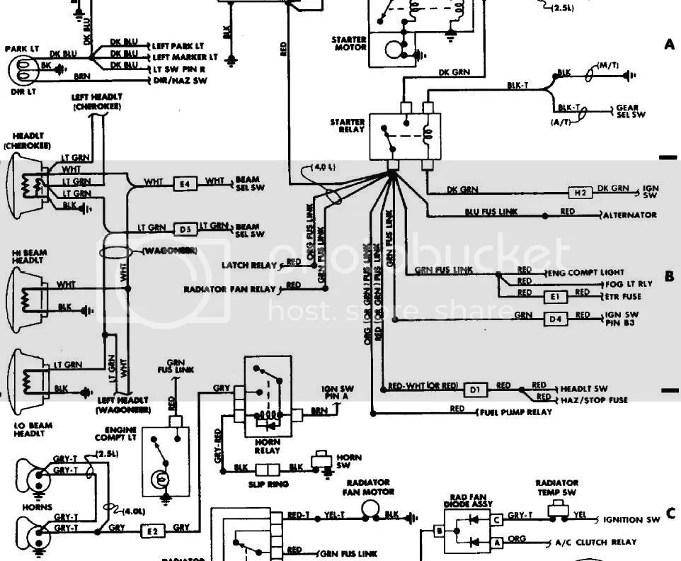 87 Grand National Fuse Box Wiring Schematic Diagram
