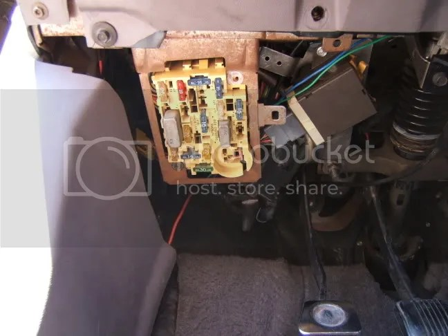 1991 mustang fuse panel diagram mustang wiring diagram images ford